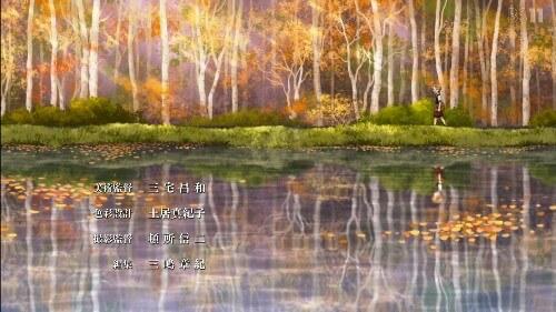 「無職転生~異世界行ったら本気だす~」第3話 森の中を歩くルーデウス
