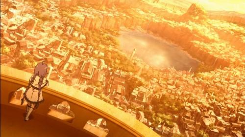 「無職転生~異世界行ったら本気だす~」第4話 シーローン王国にいるロキシー