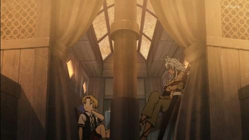 「無職転生~異世界行ったら本気だす~」第4話 馬車の中で目覚めるルーデウス