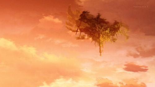 無職転生 甲龍王 ペルギウス・ドーラ ケイオスブレイカー 空中城塞