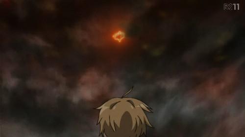 「無職転生~異世界行ったら本気だす~」第8話 ヤバい雰囲気の赤い球体
