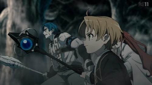 「無職転生~異世界行ったら本気だす~」第11話 ルイジェルドを止めるルーデウス