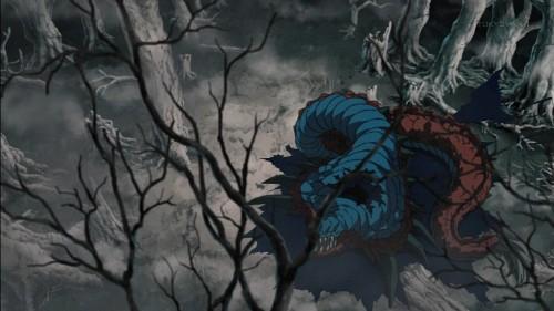 「無職転生~異世界行ったら本気だす~」第11話 仕留められたレッドフードコブラ