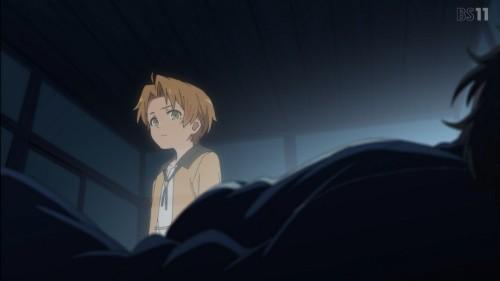 「無職転生~異世界行ったら本気だす~」第2話 前世の男性 ルーデウス